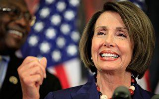 佩洛西:眾院將批准美加墨貿易協議
