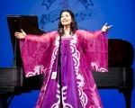 第三屆《全世界華人聲樂大賽》復賽參賽選手(攝影﹕戴兵/ 大紀元)