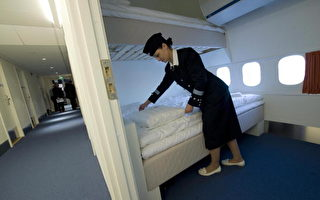 斯德哥尔摩(Stockholm)的一家青年旅馆Jumbo Hostel,是一架退休的波音(Boeing )747-200飞机改装而成(FREDRIK SANDBERG/AFP/Getty Images)