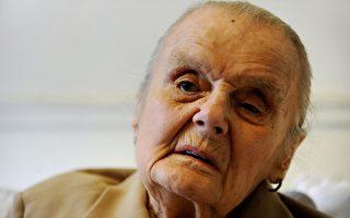 70年前率先披露二戰 97歲英國女記者仍自豪