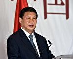 中国国家副主席习近平是中共已故元老习仲勋的儿子。(法新社档案照)