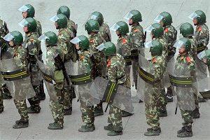 横河:从《武警法》看中国的武装力量
