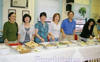 心系灾区 百人参加文协募款餐会