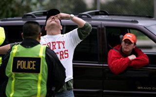 圖片新聞﹕長週末灣區371人酒後駕車被捕