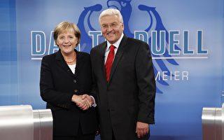 德國大選電視辯論無明顯勝家