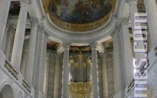 凡爾賽宮廷教堂與路易十四天主教信仰