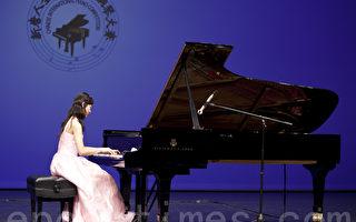 组图2:第二届新唐人全世界华人钢琴大赛复赛