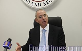 拜登提名的国土安全部长拒承诺保留边境墙