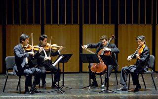 上海四重奏將抵聖地亞哥獻藝