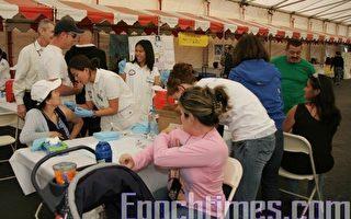 聖荷西健康展 提供各種免費醫療檢查