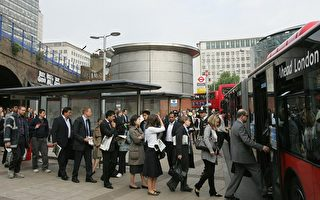 倫敦交通費明年再全漲 居全球大城市第一
