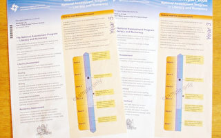 州政府望改革全澳洲語文數學統考NAPLAN