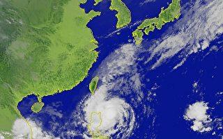 盧碧漸北轉  宜蘭台北降大豪雨