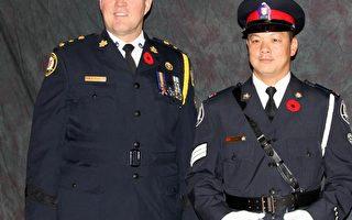多伦多华裔警探获20年贡献奖
