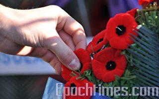 11月11日國殤日 大溫地區紀念活動