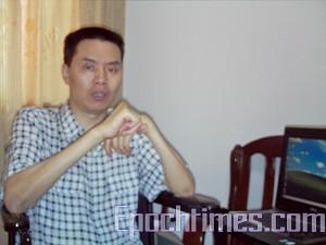 江蘇三退者:九評是中共的照妖鏡