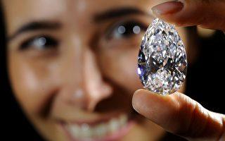 非洲小國挖出442克拉巨鑽 價值高達約5.3億