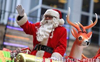 暖心 神秘圣诞老人向陌生人赠送100美元