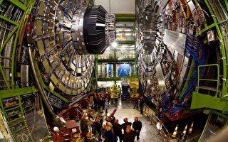 大型強子對撞機  質子束成功繞行