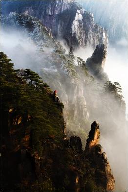 組圖:華人攝影大賽風光自然類金銀銅獎作品