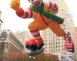 圖︰11月26日第83屆梅西感恩節大遊行 (攝影︰文忠∕大紀元)