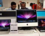 印度邦加羅爾(Bangalore)一家電腦商店(DIBYANGSHU SARKAR/AFP/Getty Images)