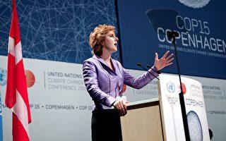 气候峰会主席海德嘉: 失败不是选项