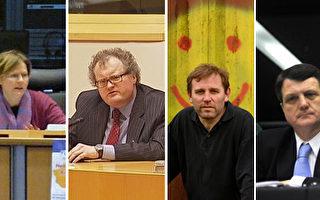 歐政要支持西班牙法庭傳訊迫害元兇