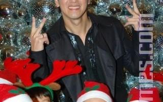 情歌王子李聖傑 美聲佳琴度聖誕
