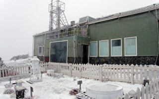強烈冷氣團帶低溫及降雪