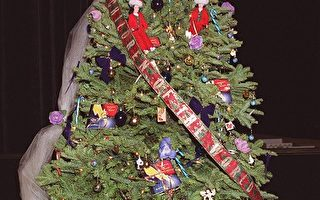 温哥华设多处圣诞树回收站