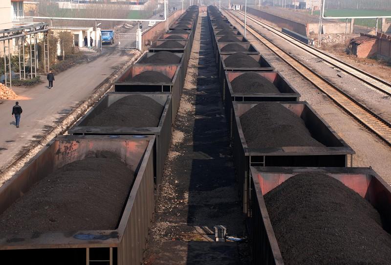 下游復工緩慢 中國煤炭價跌破每噸五百元