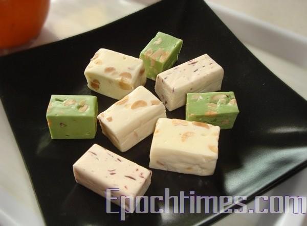【美食典故】金榜题名的牛轧糖