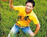 蘇逸洪曾在去年10月主持「台灣農民力」,與華視有了首次合作。 (資料照,華視提供)