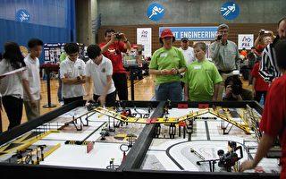 創意機器人賽選手:合作最重要