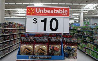 即使採低價策略,多樣選項的大賣場,也難逃經濟寒流的考驗。(Joe Raedle/Getty Images)
