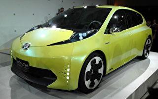豐田Prius暢銷嚐甜頭 再推油電混合車