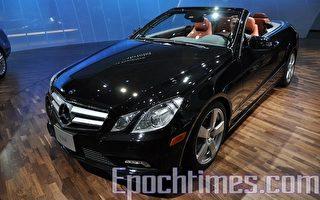組圖:2010年北美國際汽車展-奔馳Mercedes-Benz