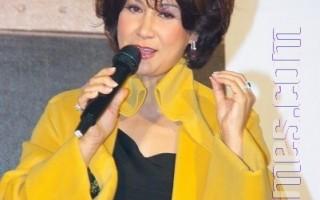 甄妮5月香港開唱   提前為劉家昌開金嗓