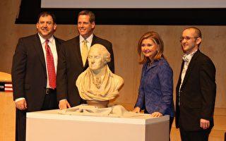 國家憲法中心舉辦「古羅馬與美國」展