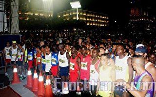 八千人体验首个马国夜间马拉松