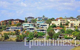 墨爾本河畔富人區—Maribyrnong