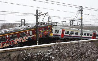 比利时两列火车相撞 百年内最严重