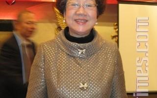 台灣前副總統譴責中共綁架神韻演員家屬