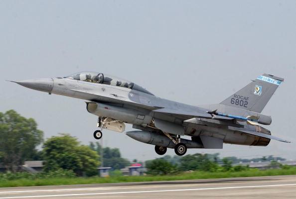 美售台F16戰機 專家:政治意義大於軍事意義
