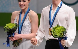 2010冬運 雙人冰舞加拿大破天荒奪金
