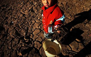 干旱蔓延中国15省区 1188万人饮水困难