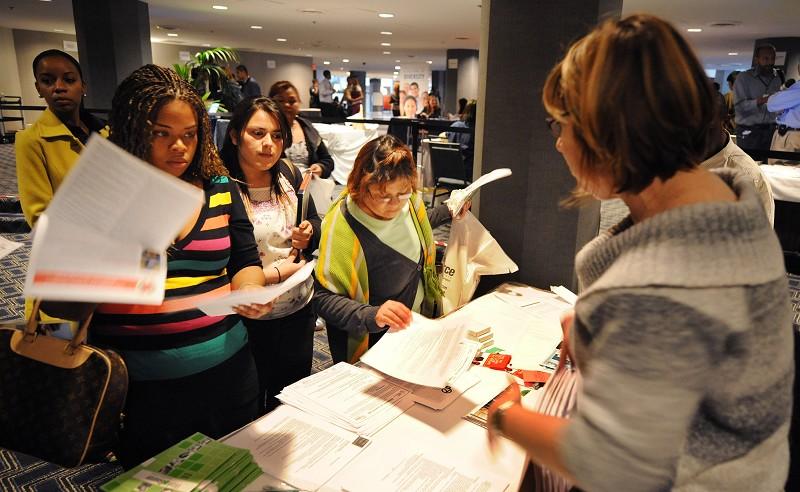 美申請失業救濟人數 接近49年來最低水平