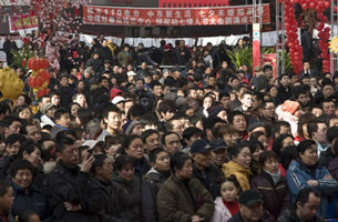 中国的男女出生比例严重失调