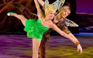 湾区上演迪斯尼冰上芭蕾